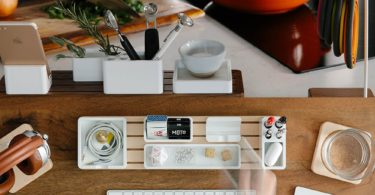 Gather Modular Desk Organizer