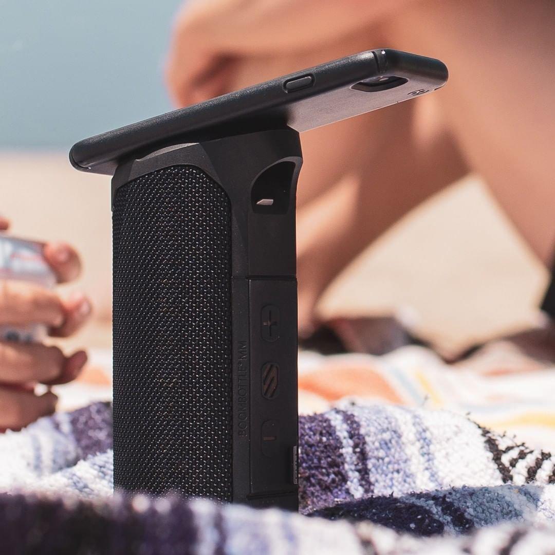 BoomBottle MM Waterproof Bluetooth Speaker