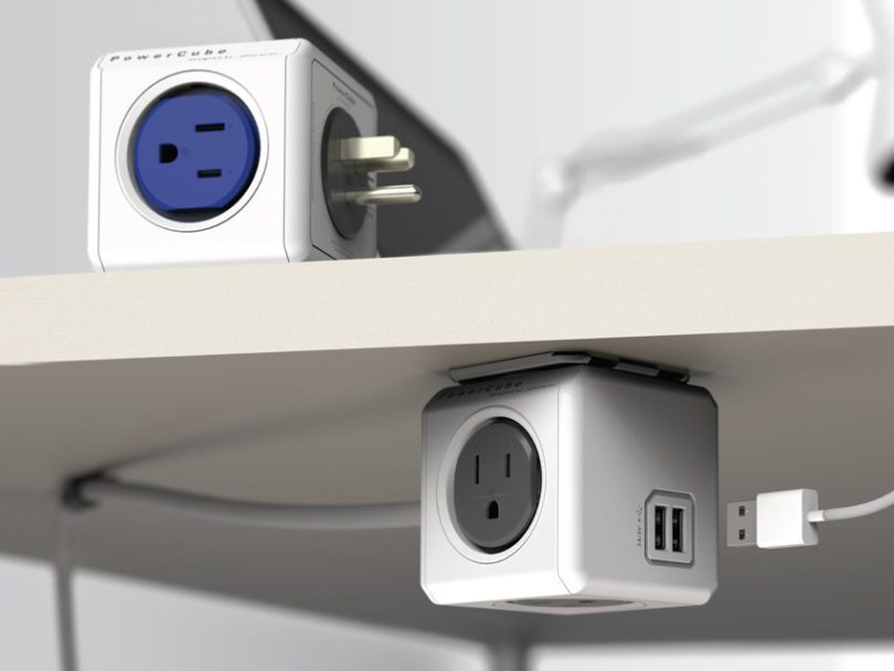 PowerCube Modular Outlet
