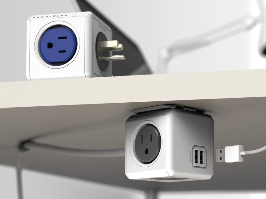PowerCube Modular Outlet