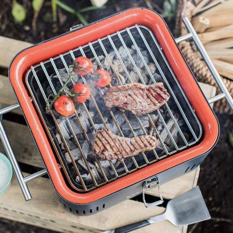 Everdure Cube Portable Charcoal Grill