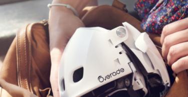 Overade Foldable Bike Helmet