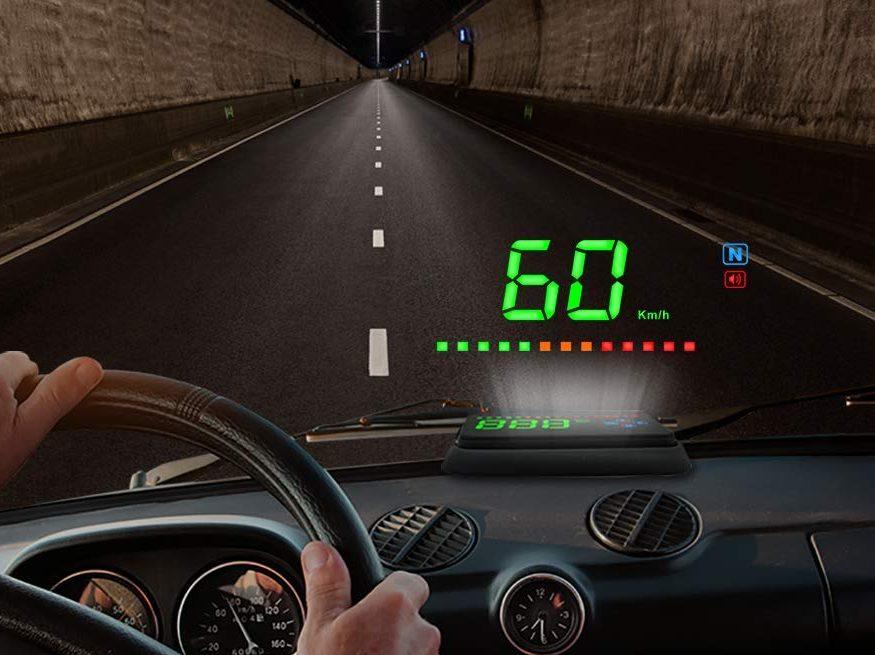 Qianbao Car Head Up Display Universal