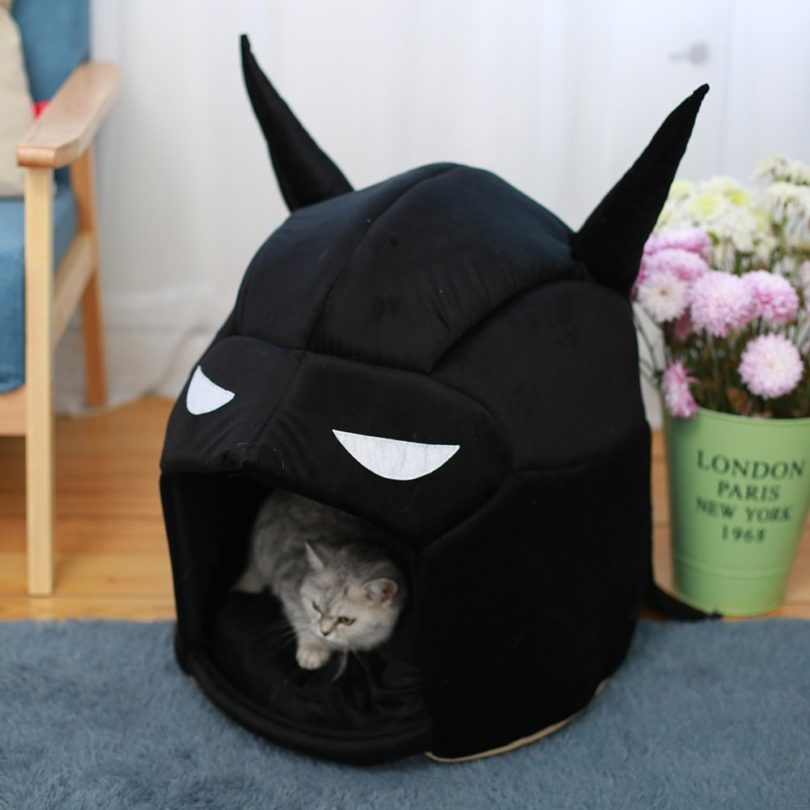 Batman Pet Cat House