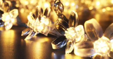 Jooyle Flower Shape String Lights