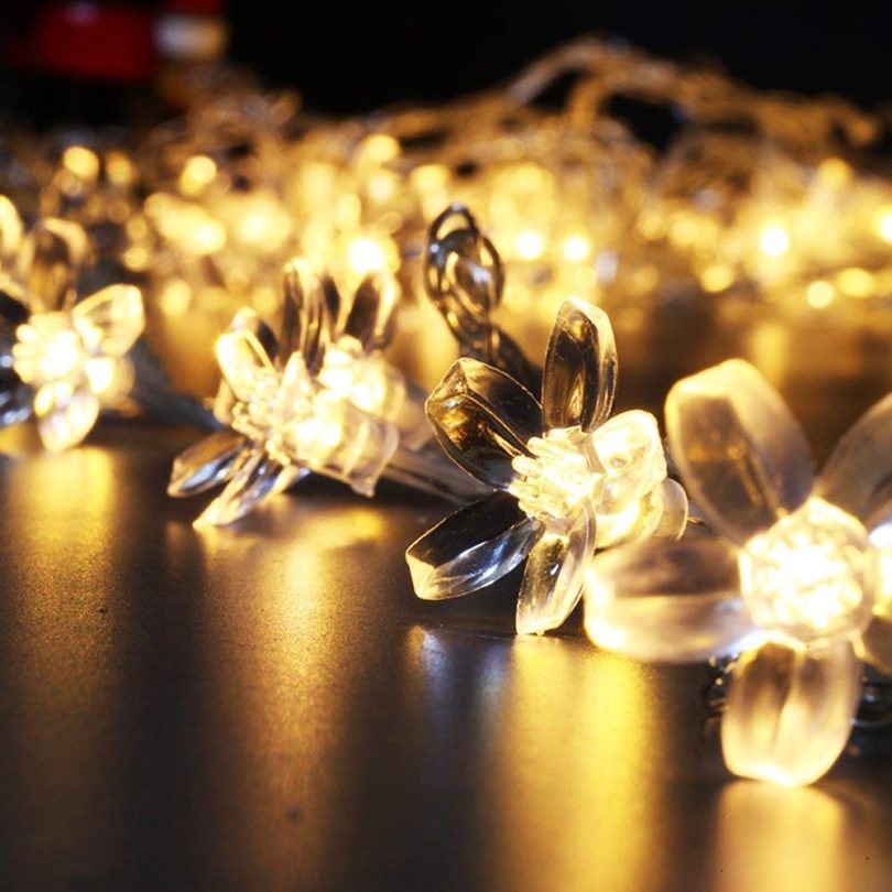 Jooyle Flower Shape String Lights