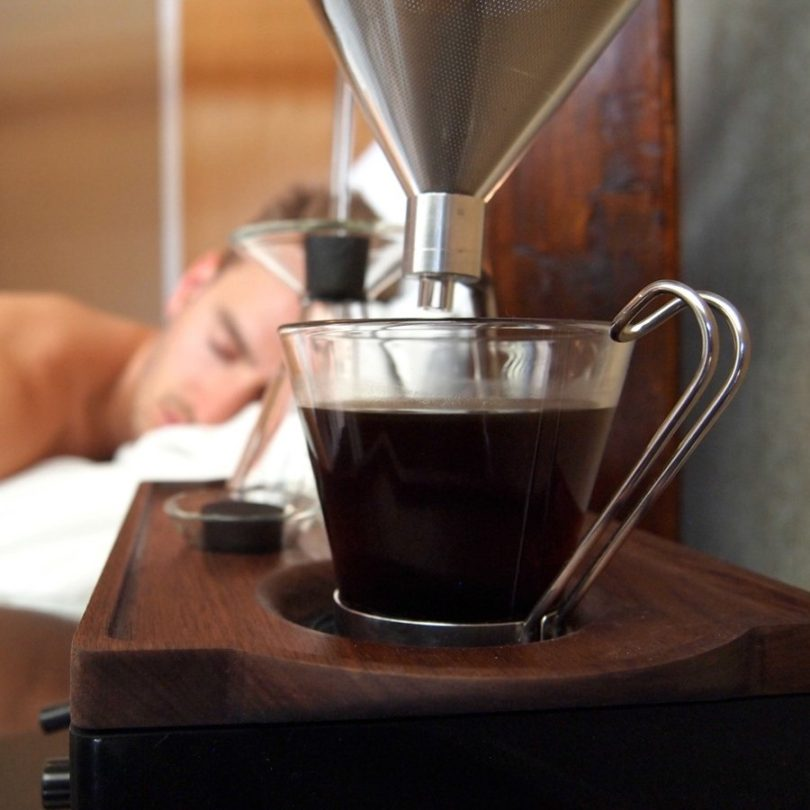 Barisieur Alarm Clock Coffee Maker