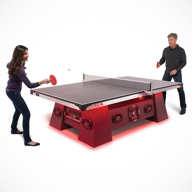 Stiga Studio LED & Stereo Table Tennis