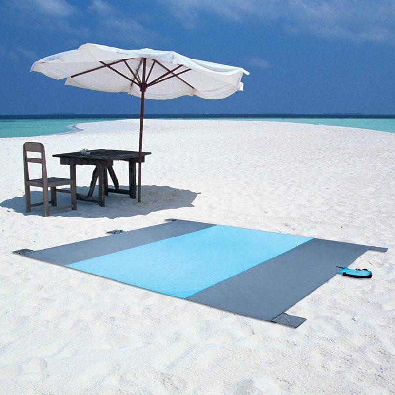 picnic funwan Outdoor Sandfree Beach Blanket