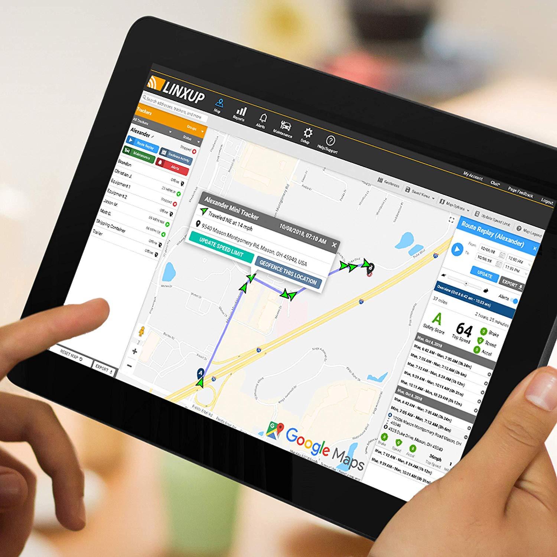 Linxup LTAS1_FM Mini GPS Tracker
