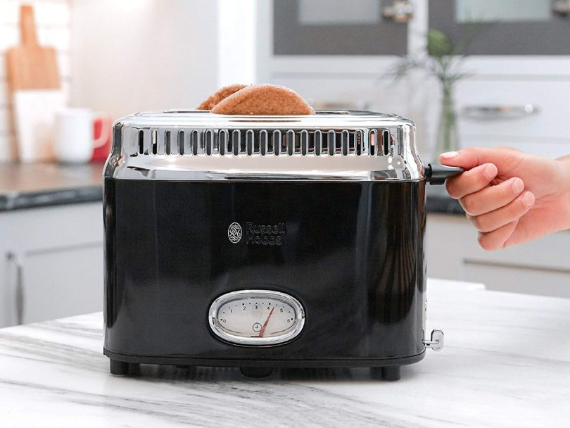 best website bd6ac 12741 Russell Hobbs 2-Slice Retro Style Toaster » Petagadget