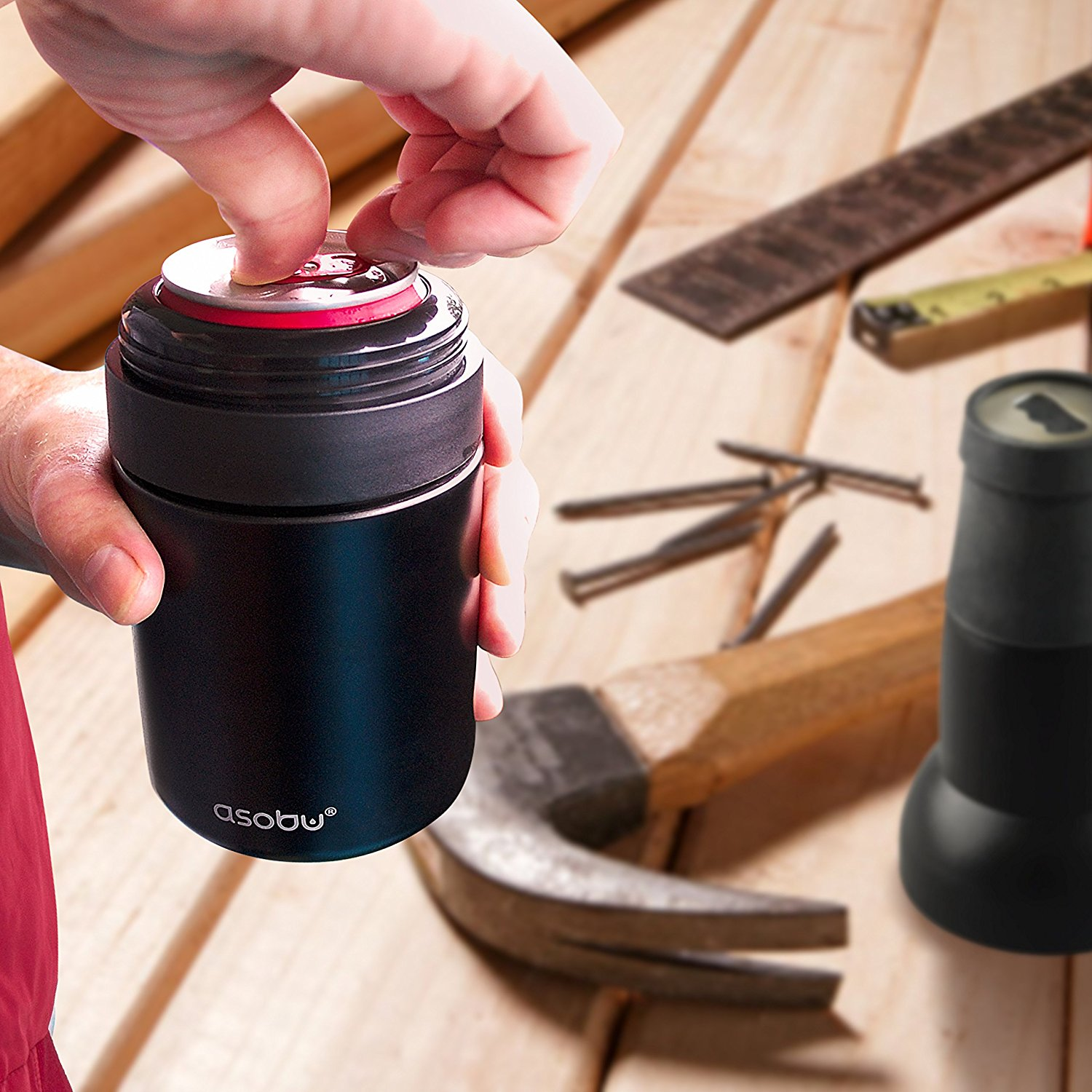 Frosty 2 Go Insulated Can & Bottle Holder
