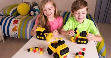 Rubiks Briks 3D Play Construction Set