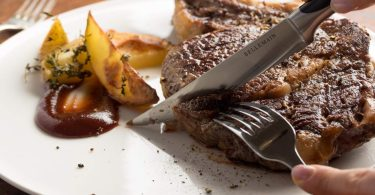 Bellemain Premium Steak Knife Set of 4 Stainless Steel