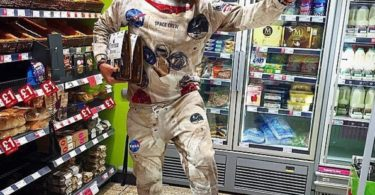 Space Team Suit by Fusion