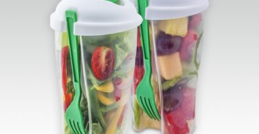Fresh Salad to Go Containers