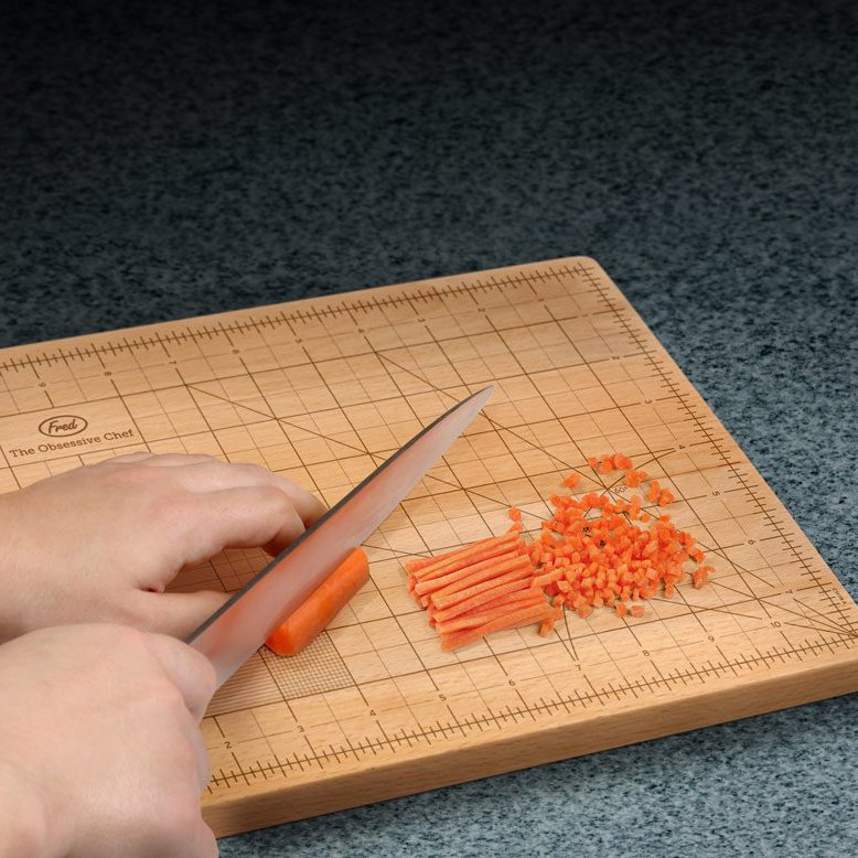 Perfectionist OCD Cutting Board