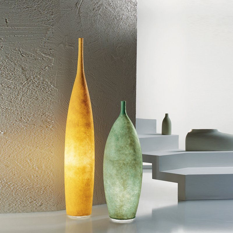Tank 1 Floor Light by In-Es.artdesign