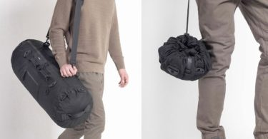 The Adjustable Bag by Piorama