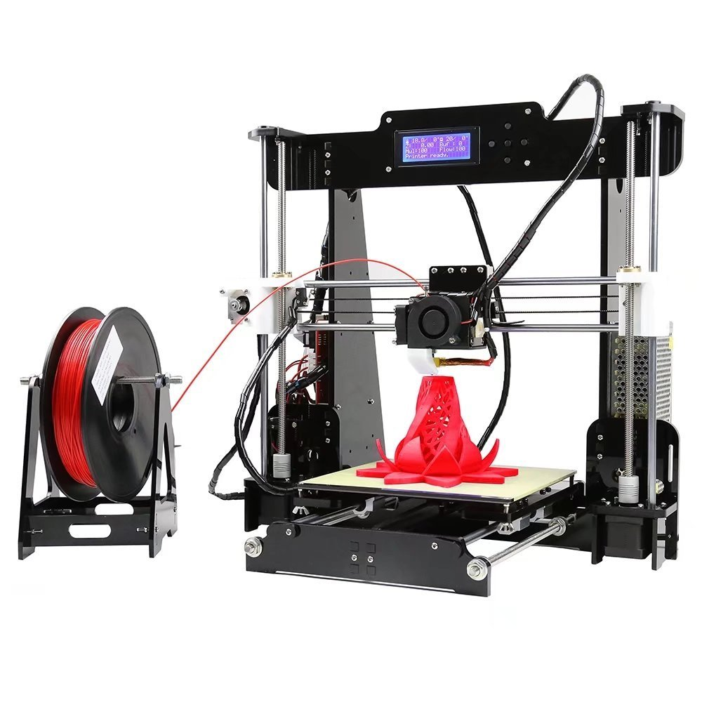 Desktop DIY 3D Printer