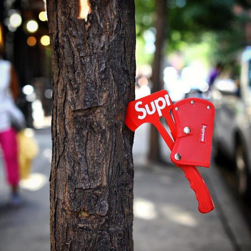 Supreme x SOG Hand Axe