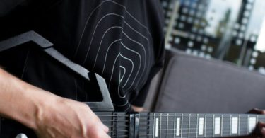 Jammy Super Portable Digital Guitar with Detachable Neck