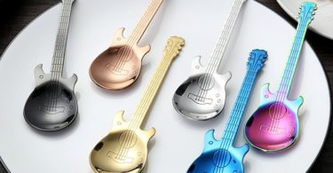 Electric Guitar Spoon