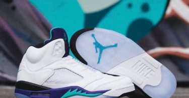 Air Jordan 5 Retro Grape Fresh Prince