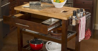 Pro Chef Series Kitchen Island