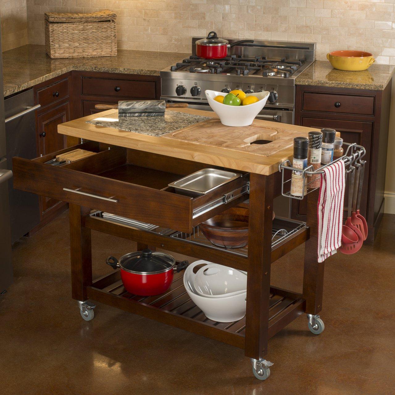 Pro Chef Series Kitchen Island