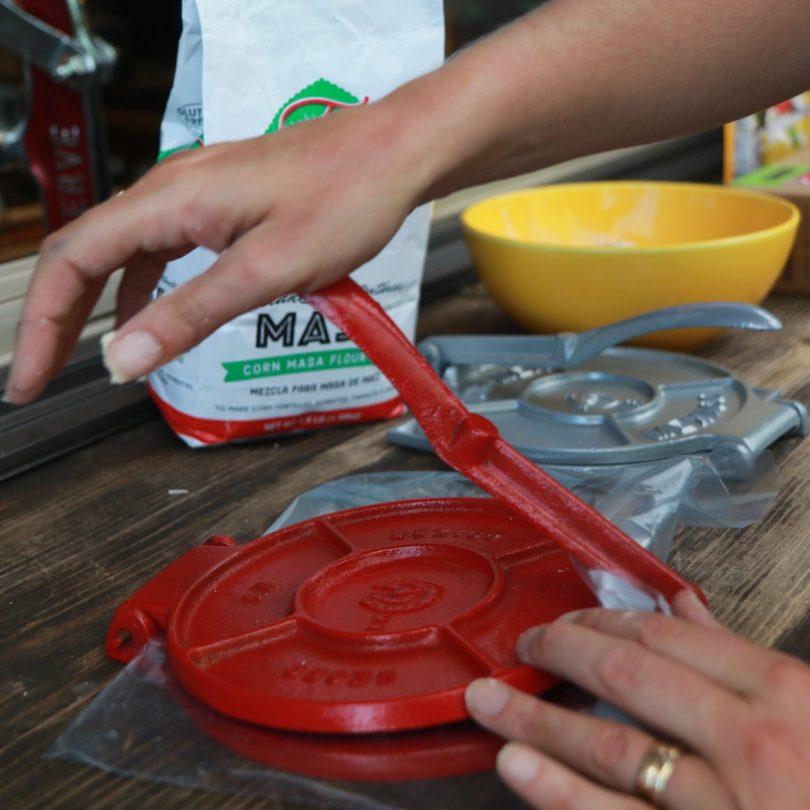 Artisan Tortilleria Kit