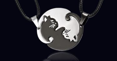 Couples Cat Charm