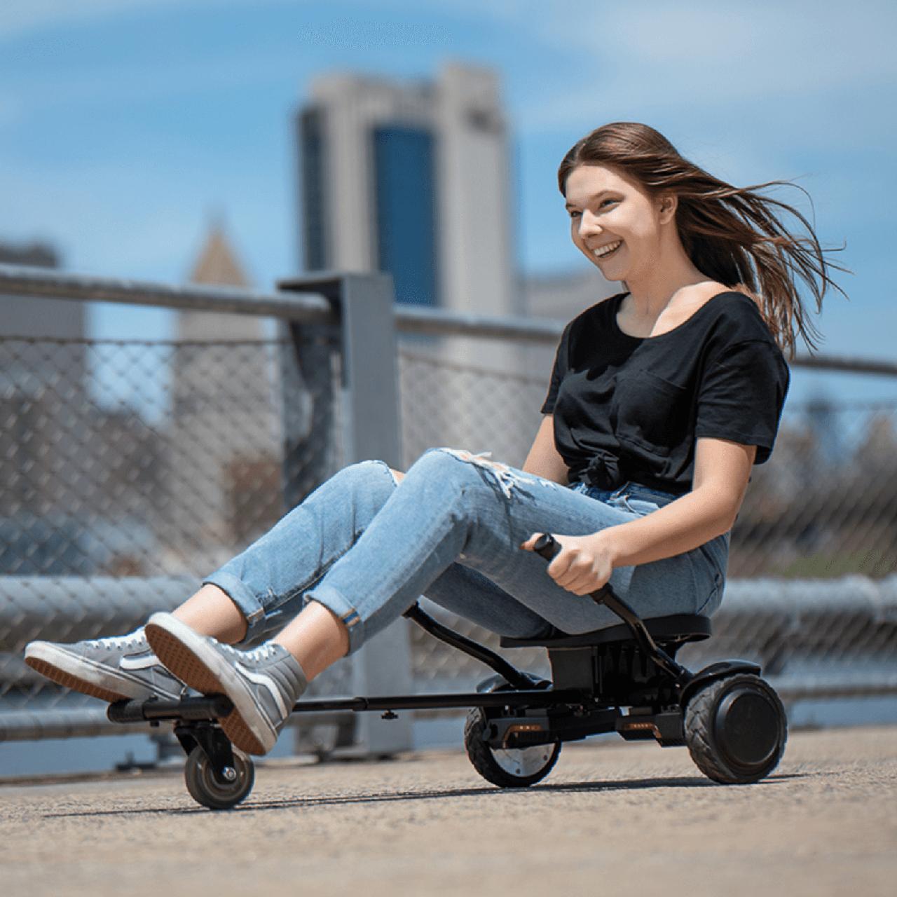 JetKart Phantom Electric Go-Kart