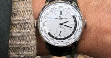 Girard Perregaux 1966 WW.TC 40mm Watch