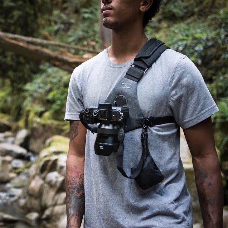 Skout Camera & Binocular Sling