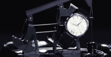 Kunstwinder Oil Baron Ripple Effect Double Watch Winder