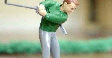 Mini Indoor Golf Competition Set