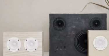Upcrafted Speakers by Transparent Sound