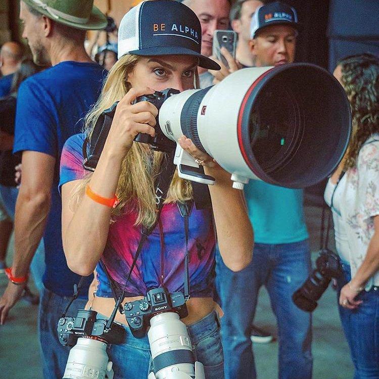 Sony G Master 100-400mm Telephoto Lens