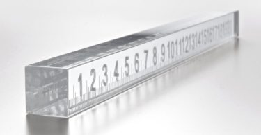 Kasmi Paperweight Ruler