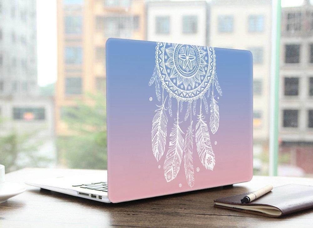 Dongke Case for MacBook Air 13 inch Dream Catcher