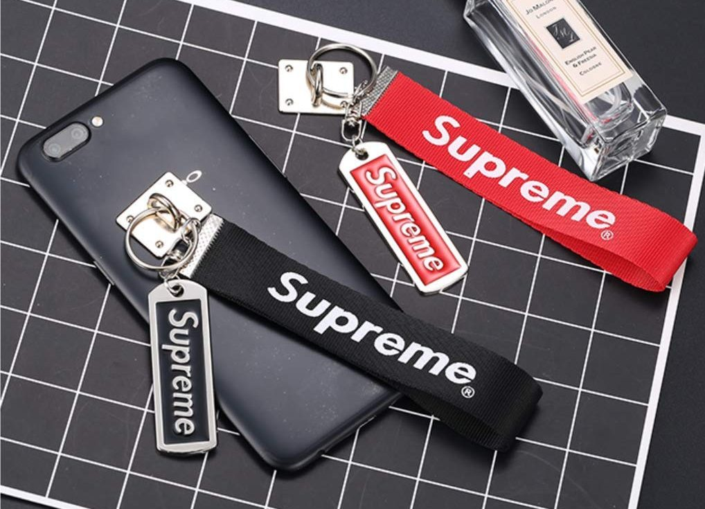 Supreme Key Chain