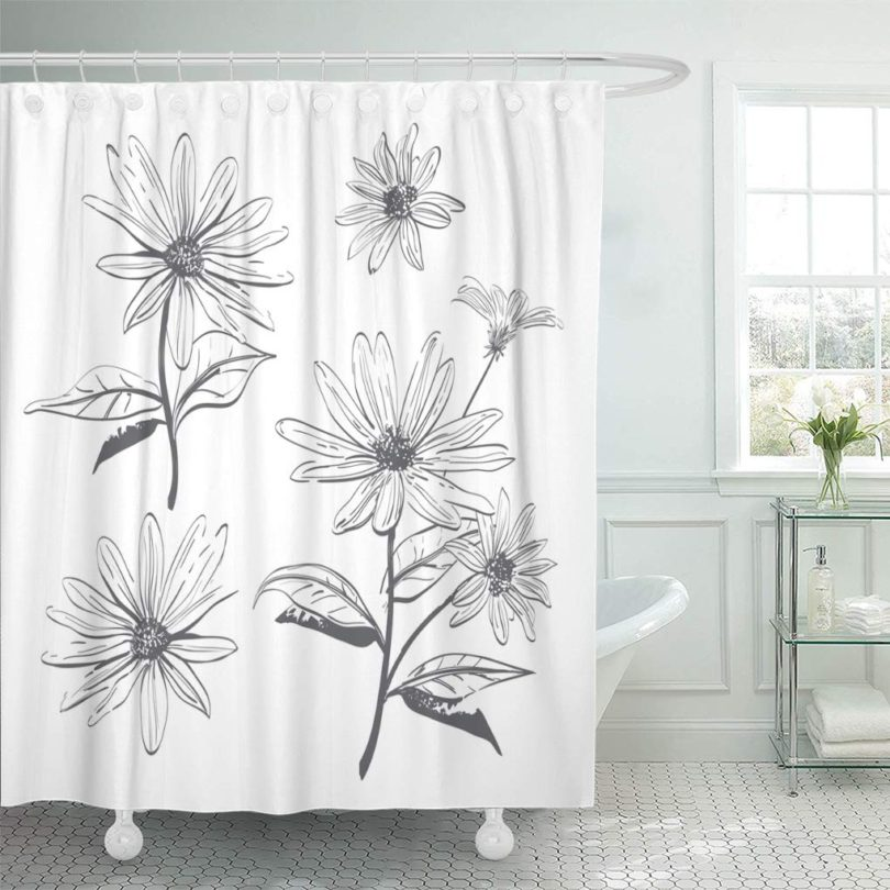 Emvency Shower Curtain