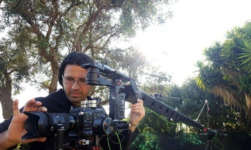 PROAIM 38ft/12m Royal Camera Crane Package