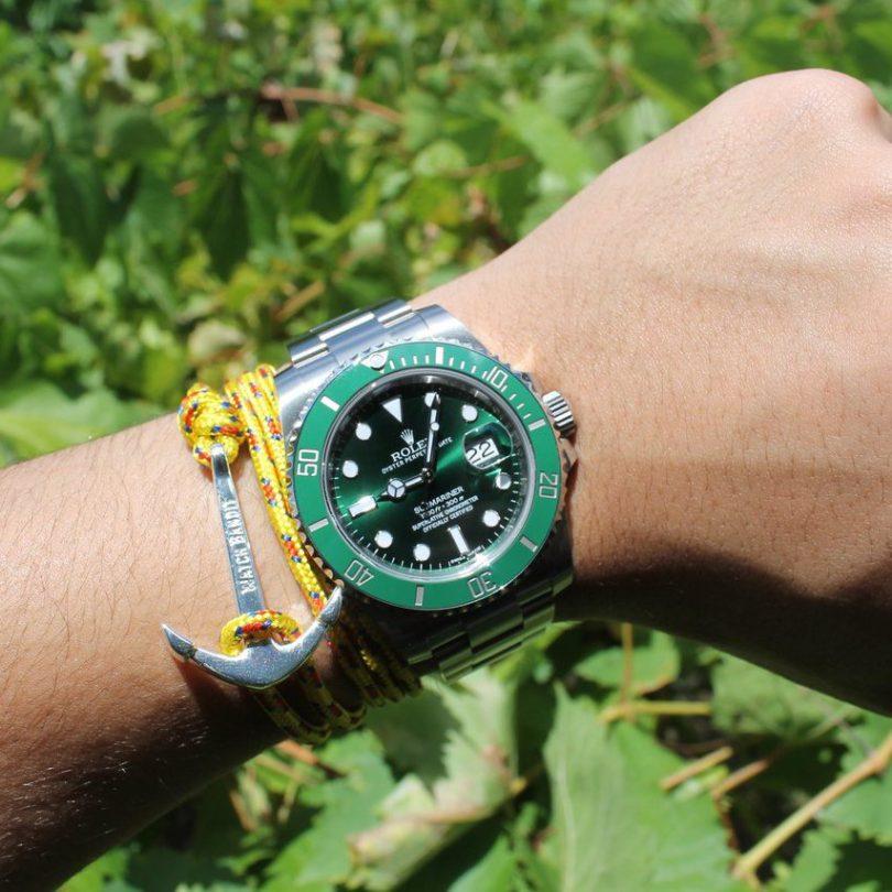 Rolex Submariner 116610LV Hulk