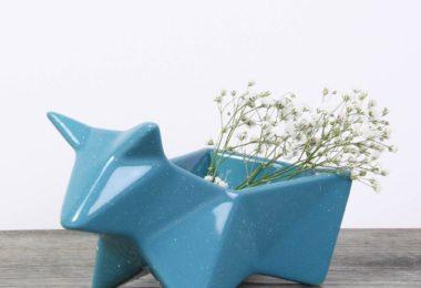 Peek Ceramic Bowl
