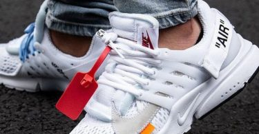 Air Presto Off-White White 2018