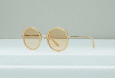 Sausalito Milky Honey Sunglasses