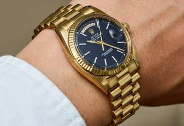 Rolex 18K Yellow Gold Oyster Perpetual Day-Date President