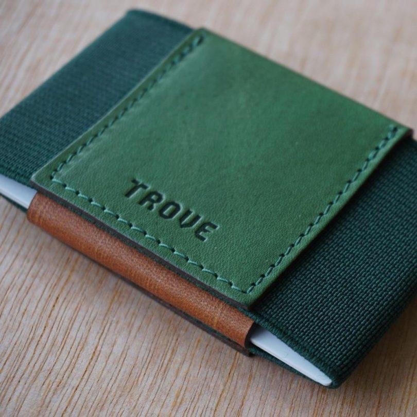 TROVE Wallet: Emerald
